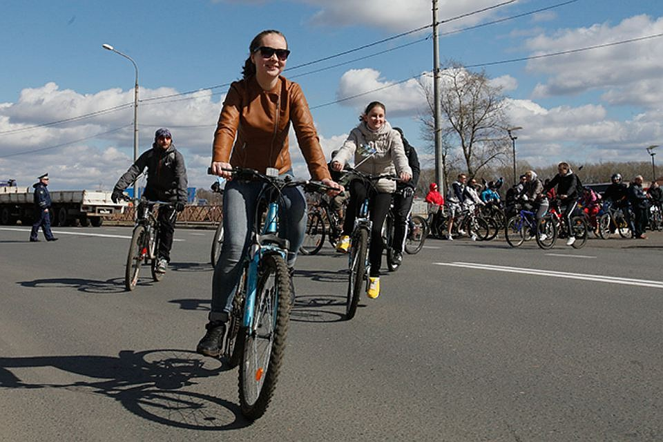 В российской столице закончился сезон работы велопроката