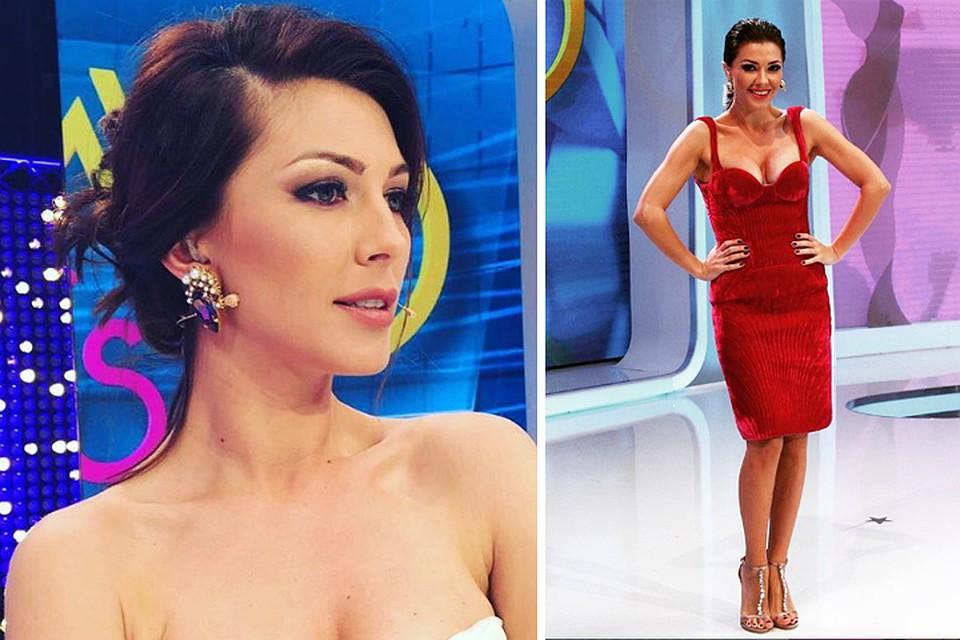 «Покусился насвятое»: румынская телеведущая разделась насцене, заметив втрусах паука