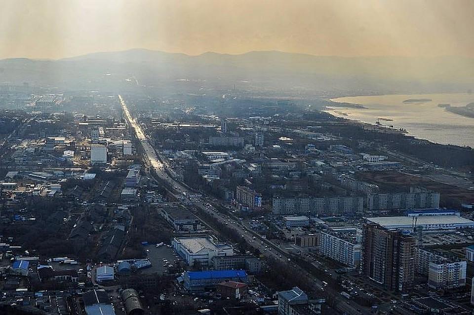 ВХабаровский край вернулся дым, однако превышения ПДК нет