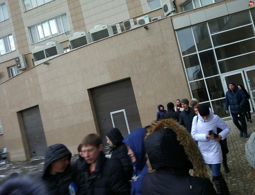 ВОмске началась еще одна волна эвакуаций