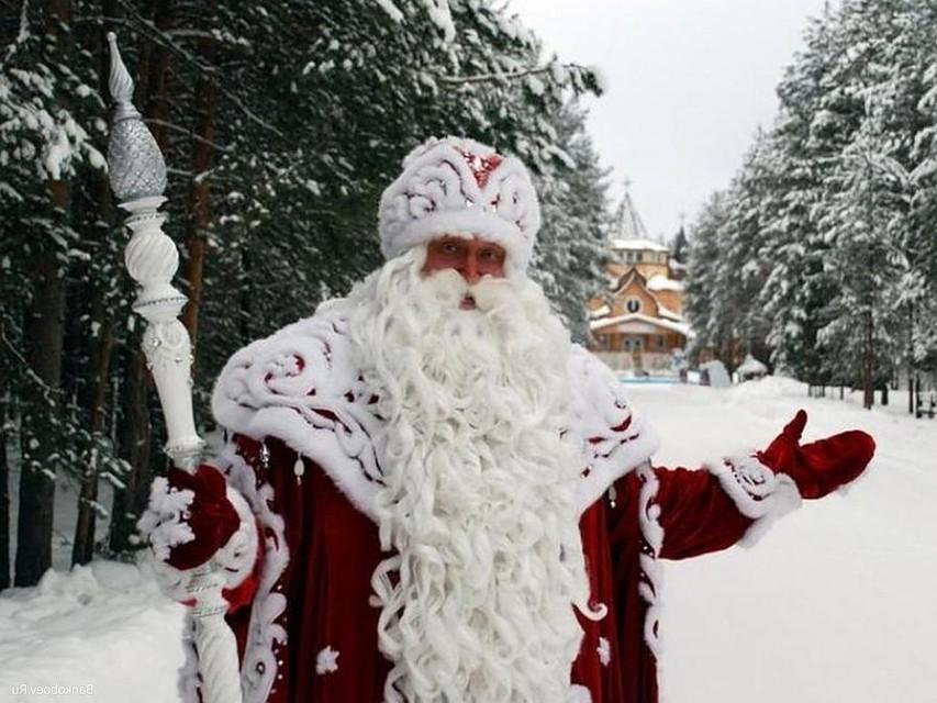 Карельский Паккайне вошел втоп-3 самых известных Дедов Морозов в Российской Федерации