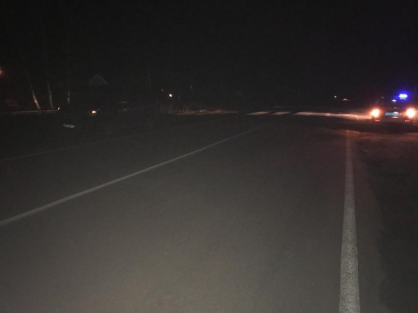 Неуспела перейти дорогу: вСамарской области шофёр Тойота сбил пенсионерку