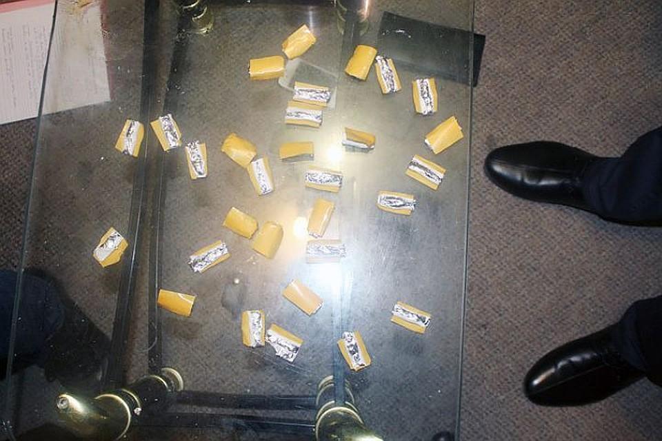 ВТамбове наркополицейские задержали «закладчика» героина
