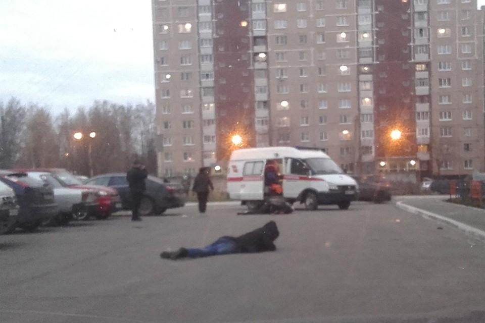 ВБрянске при стрельбе умер мужчина— свидетели