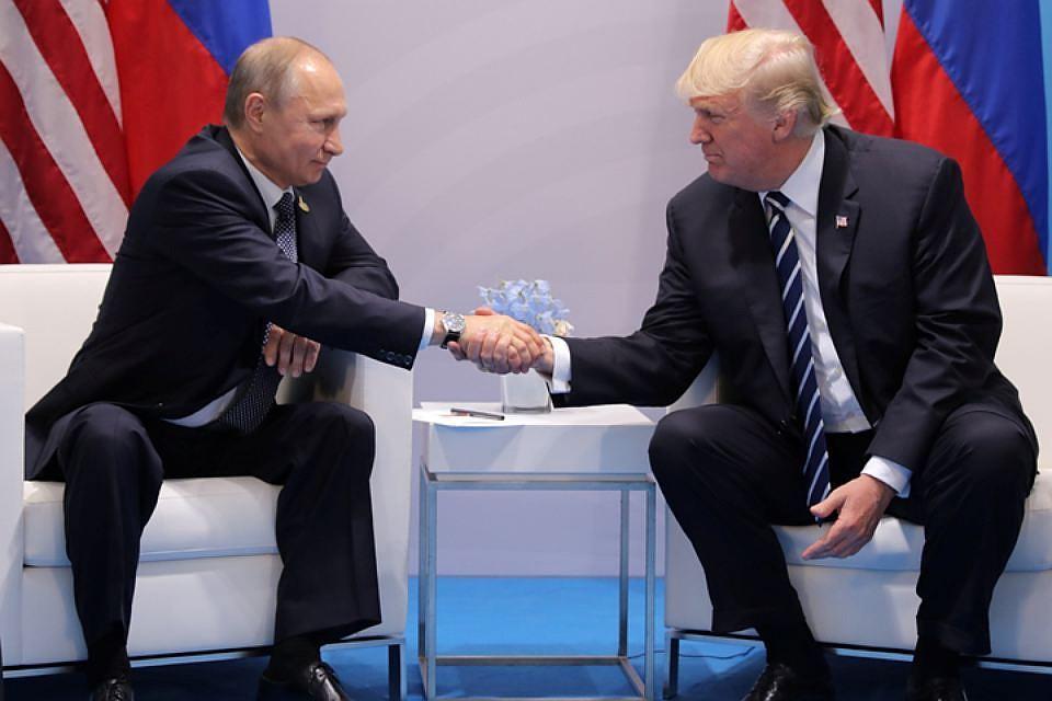 Путин иТрамп встретятся вконце рабочей недели воВьетнаме