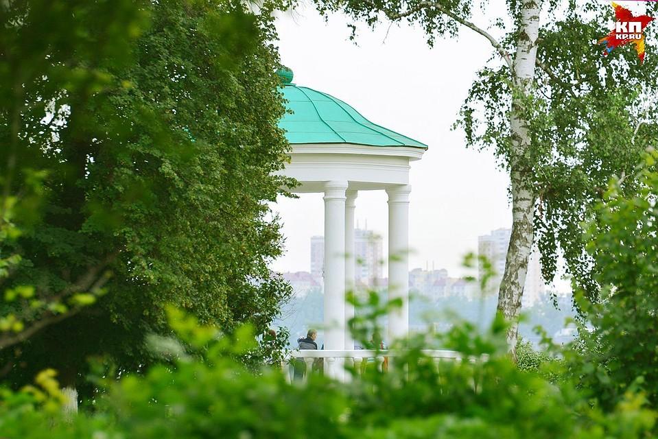 Областные народные избранники  решили сделать  «зелёный пояс» вокруг Екатеринбурга