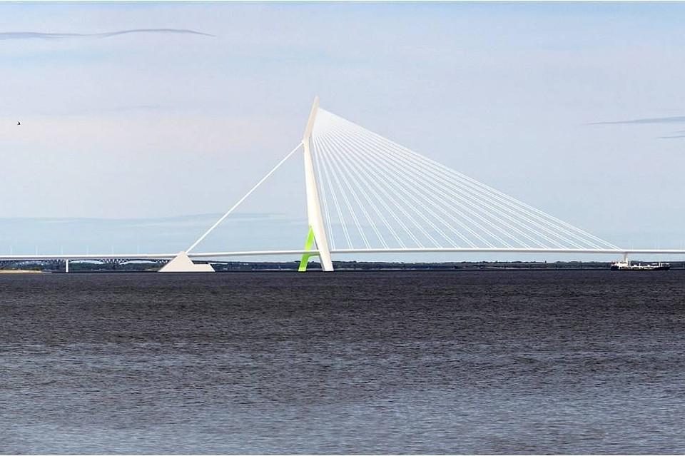 Саратовские чиновники презентовали концепцию возведения нового моста «Саратов-Энгельс»