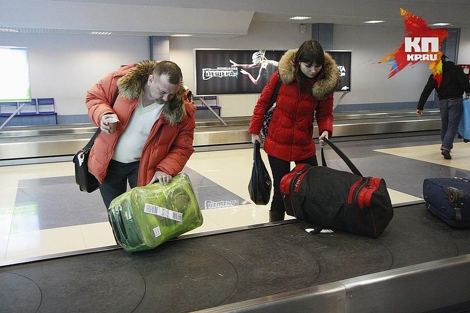 Ваэропорту «Емельяново» двухмилионный пассажир получил путёвку вподарок