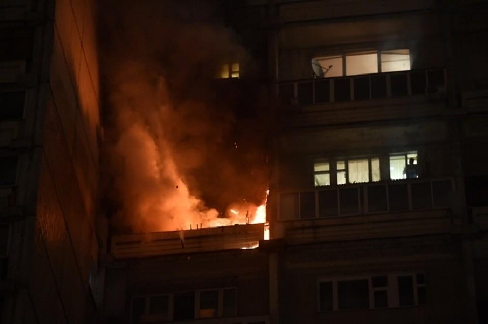 ВЯрославле при пожаре погибла 34-летняя женщина