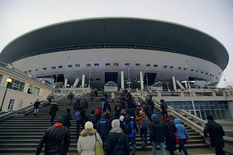 Матч «Зенит»— «Тосно» посетят до52 тыс. созерцателей
