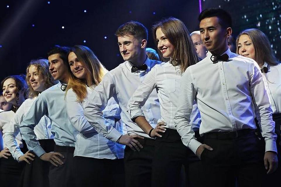 ВКрыму назвали победителей государственной премии «Студент года»
