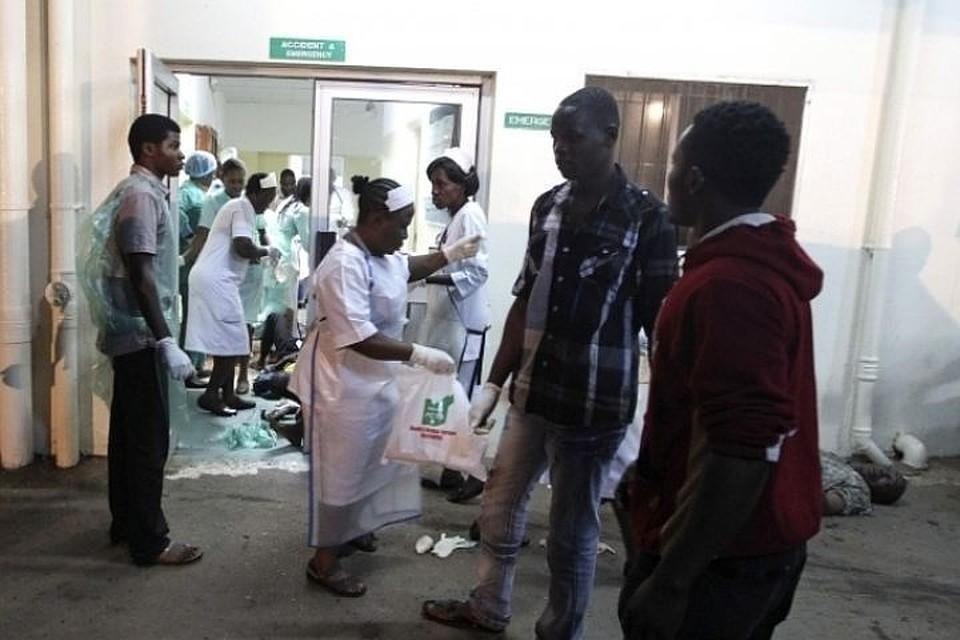 Порядка 50 человек погибли при взрыве вмечети вНигерии