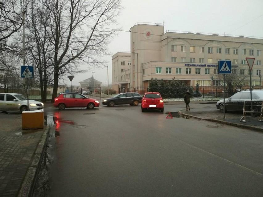 Под Калинининградом шофёр неразглядел нетрезвого пешехода