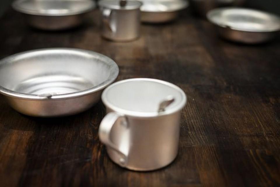 ВТульской области ужительницы деревни украли алюминиевую посуду