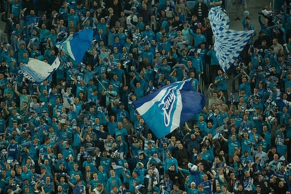 УЕФА открыл вотношении «Зенита» дело пообвинению врасизме
