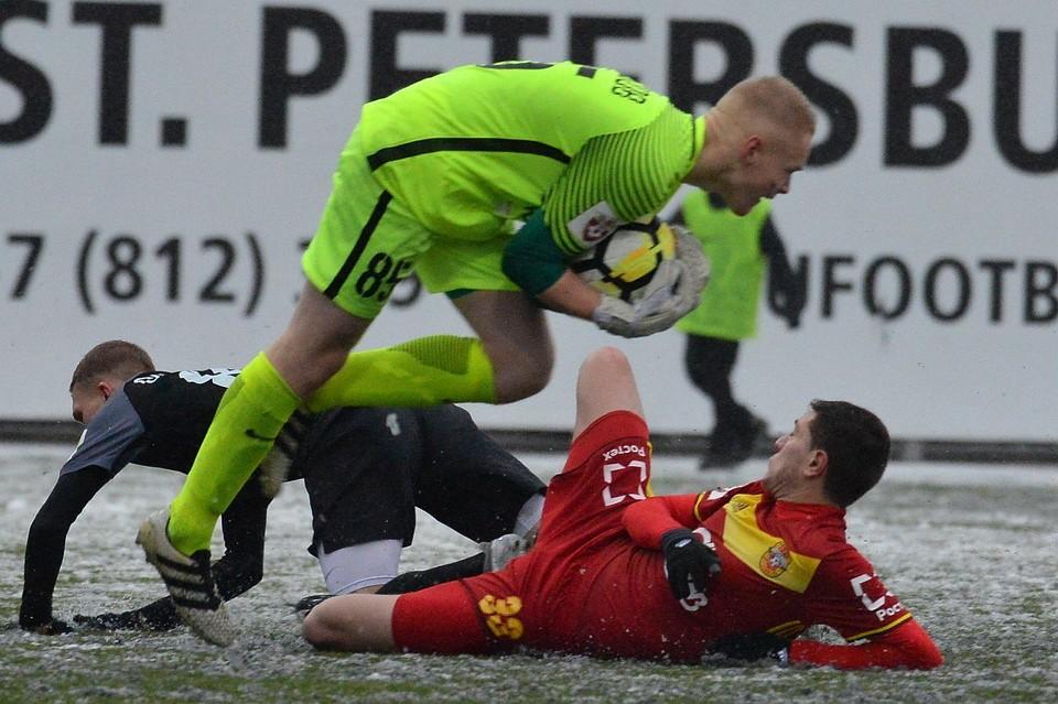 Тульский «Арсенал» навыезде сыграет с«Тосно»