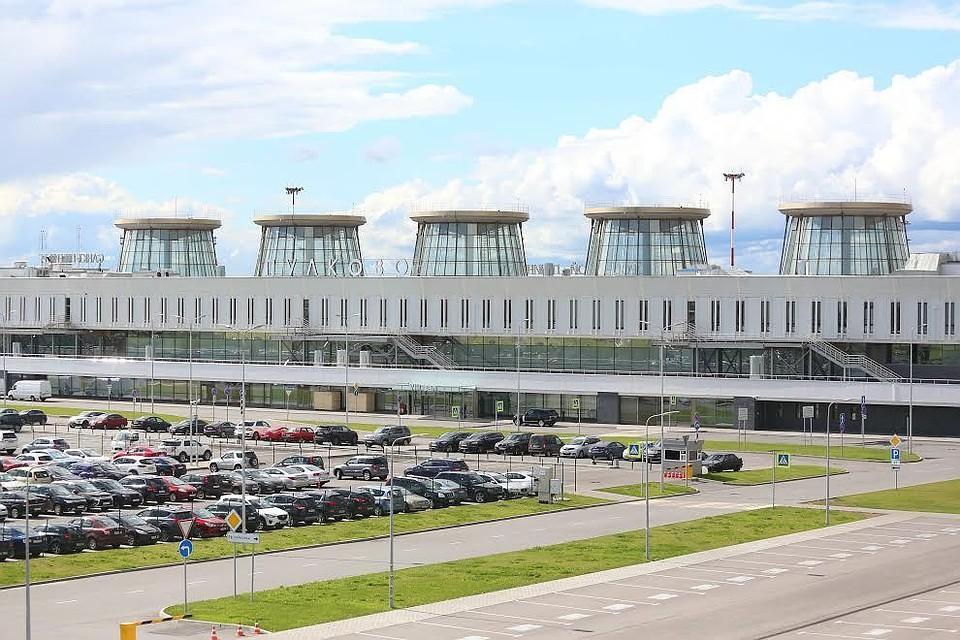 Пассажиропоток Пулково вырос на23,1%