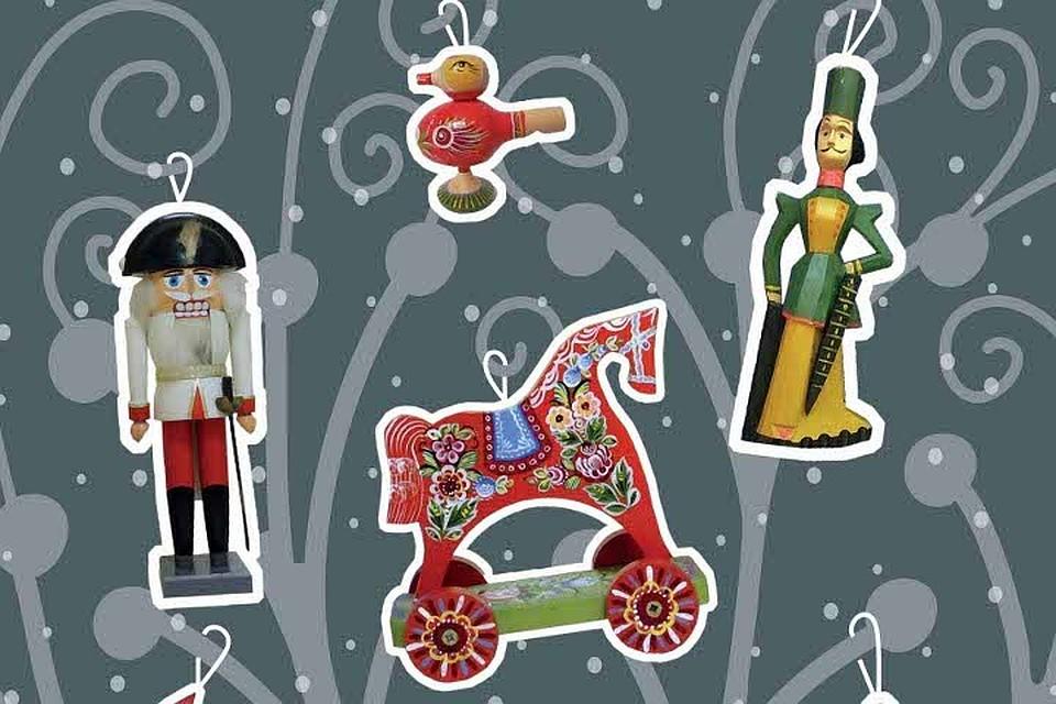 Игрушки общенародных мастеров различных стран представят навыставке «Многоликое дерево» вТвери