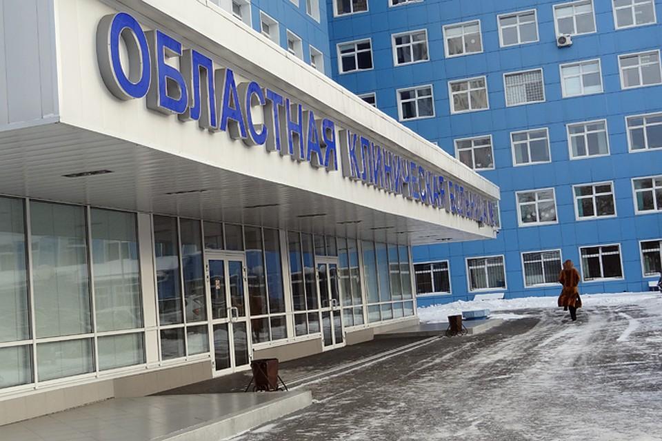 Тюменские хирурги удалили опухоль мозга девятимесячной девочке испасли ее