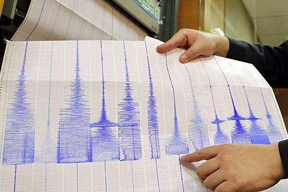 ВИране случилось землетрясение магнитудой 6,0