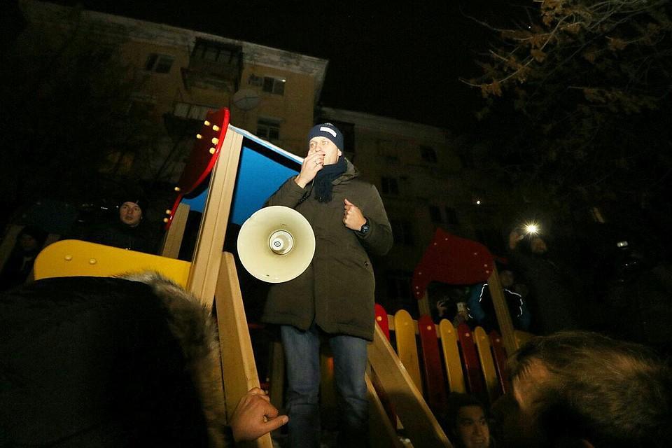 Самарский суд подтвердил незаконность митинга приверженцев Навального