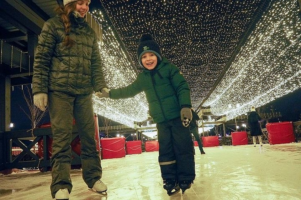 Казань вошла впятерку городовРФ попопулярности новогодних ярмарок