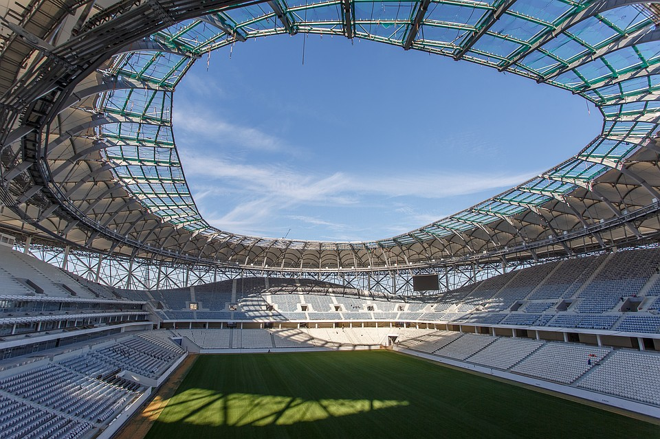 Волгоградцы смогут купить билеты наопределенные матчиЧМ