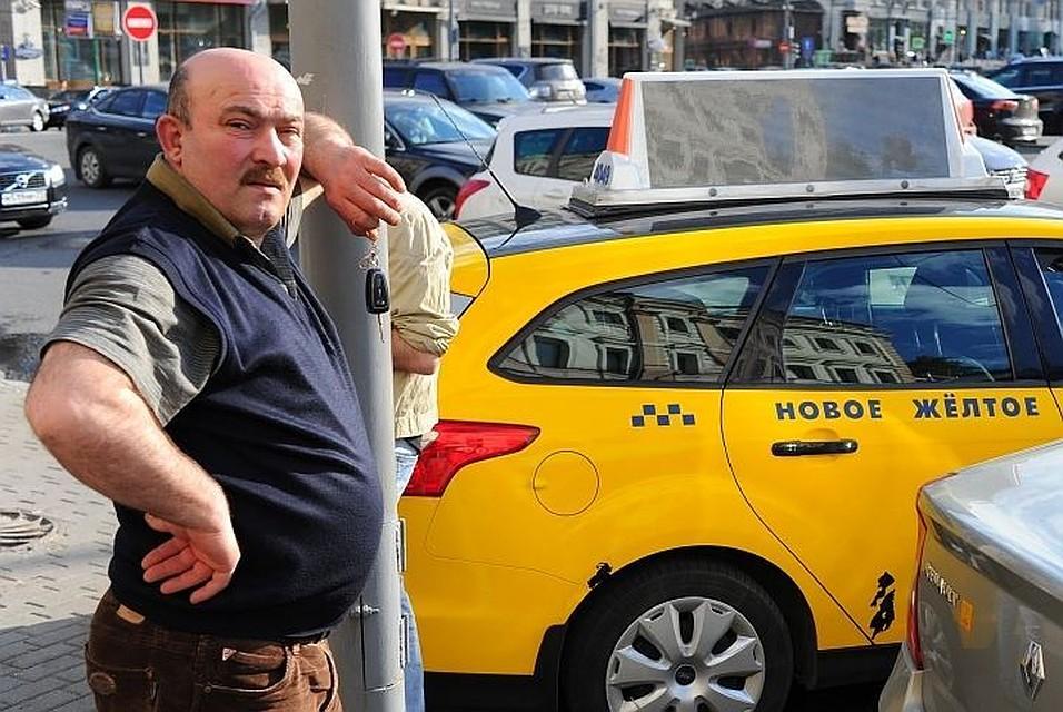 СНового года вРостове будут разрешены только белые ижелтые такси