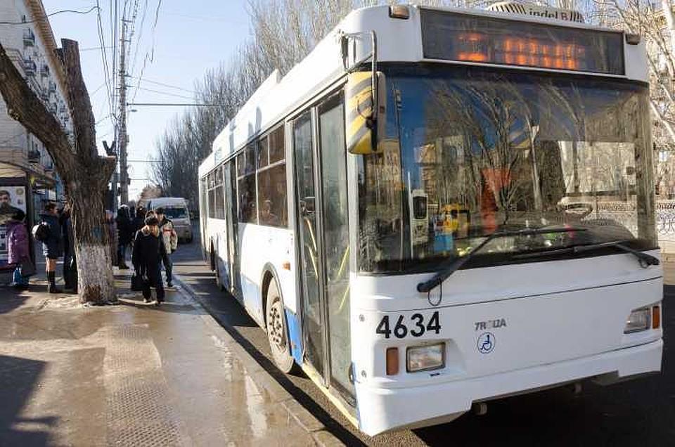 ВВолгограде ради странных прихотей передвинут самые «центральные» остановки городского автомобильного транспорта