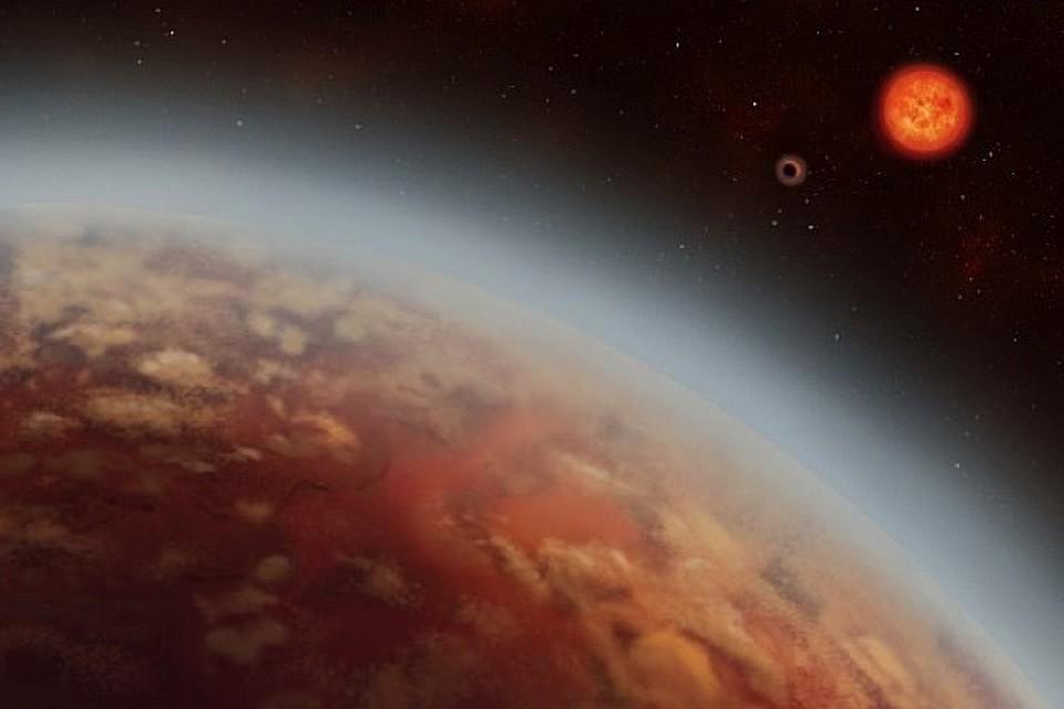 Напланете K2-18b найдены лучшие условия для жизни— Ученые
