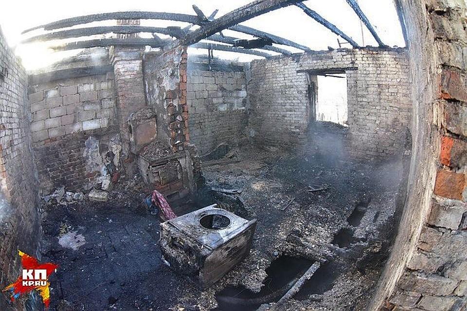 ВНовосибирске чиновников соцзащиты осудят за смерть 5 детей впожаре
