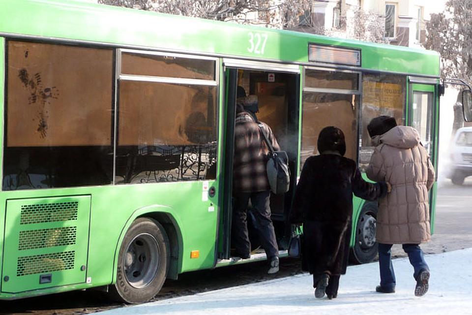 Власти Ямала выделят субсидии назакупку газомоторных автобусов