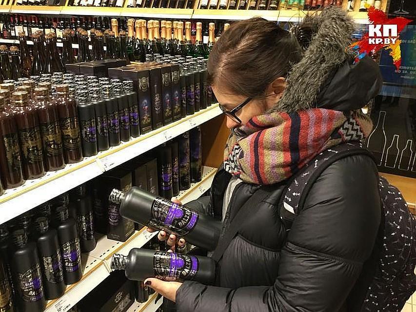 МВД проводит опрос обограничении продажи алкоголя вРеспублике Беларусь