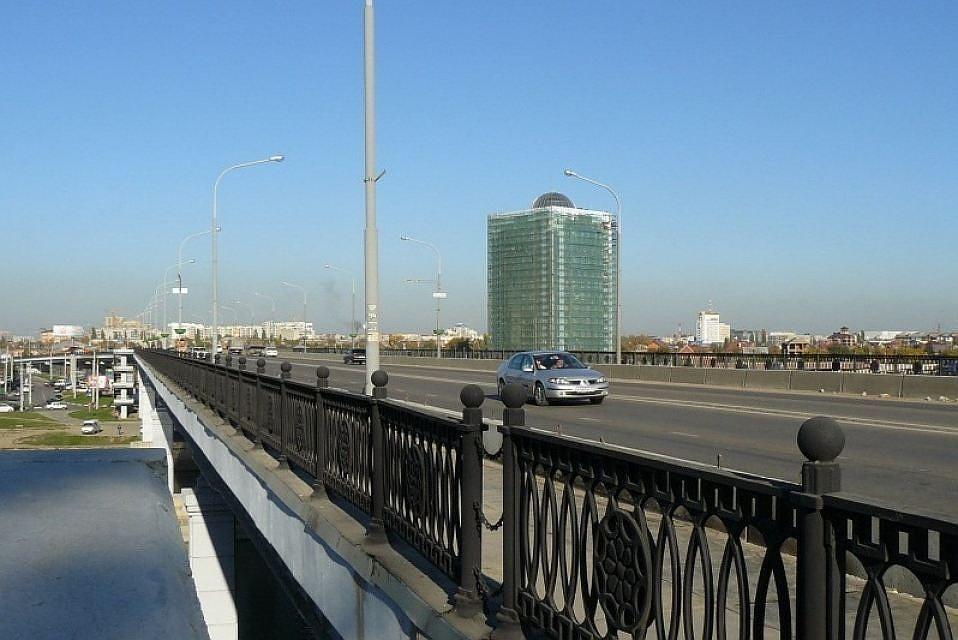 Ремонт Тургеневского моста вКраснодаре начнут после новогодних праздников