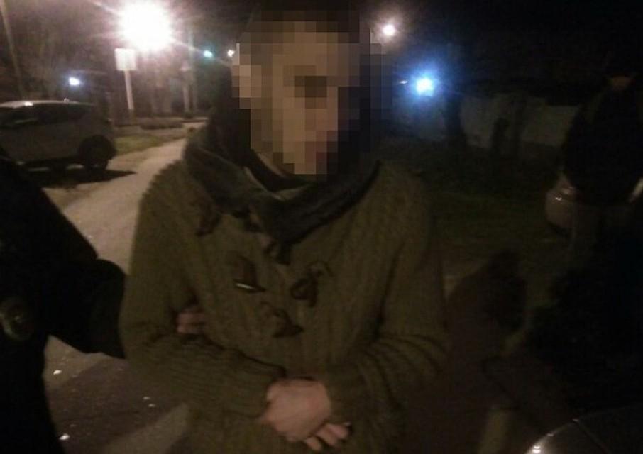 ВКраснодаре задержали 20-летнего наркозакладчика изНальчика