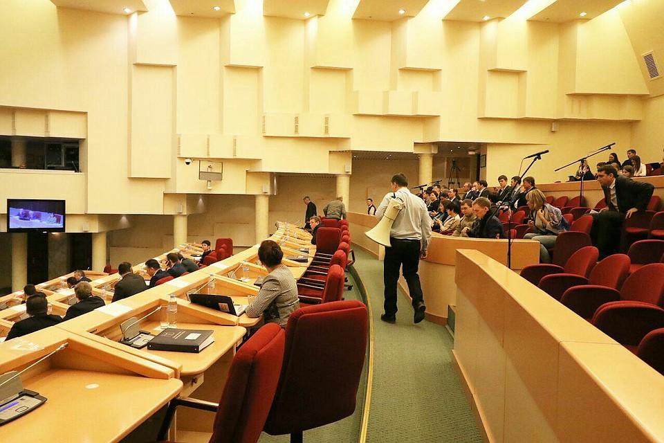 Народные избранники КПРФ ушли изгордумы перед принятием бюджета Саратова