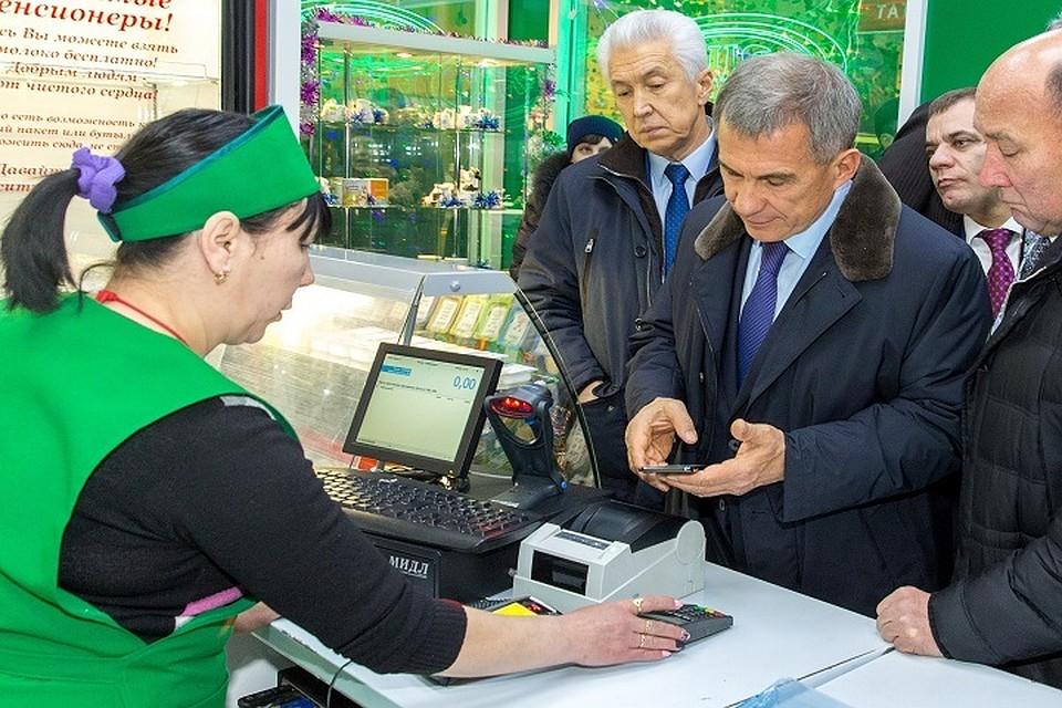 Врио руководителя Дагестана: Опыт Татарстана полезен для нас