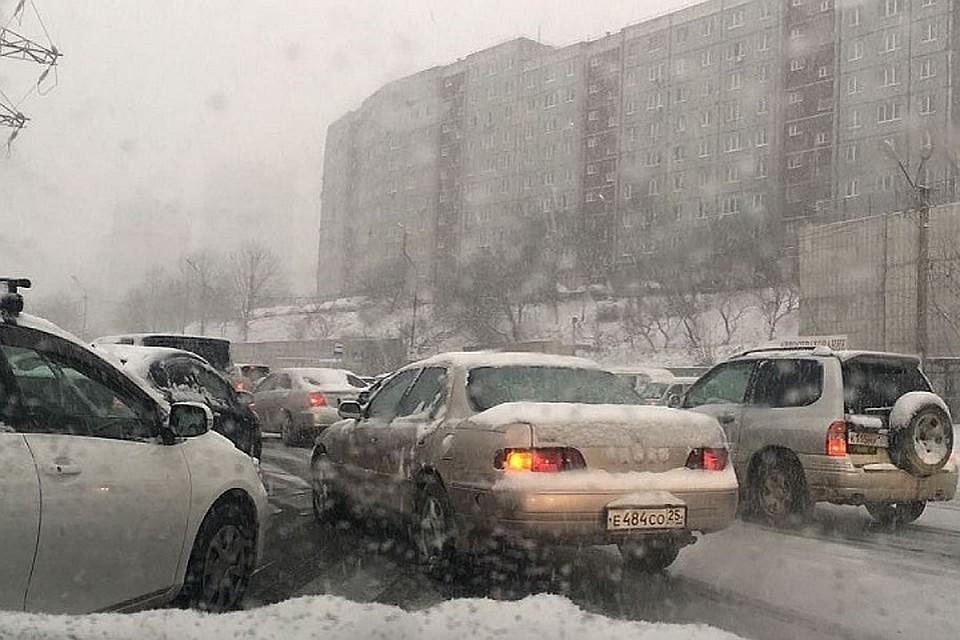 Яндекс: на данной рабочей неделе пробки вИркутске достигали 8-ми баллов