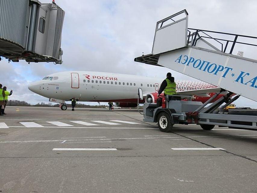 Из-за сильного тумана аэропорт «Храброво» отложил утренние рейсы