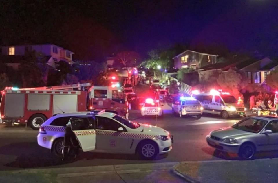 ВАвстралии рухнул балкон слюдьми, один человек умер