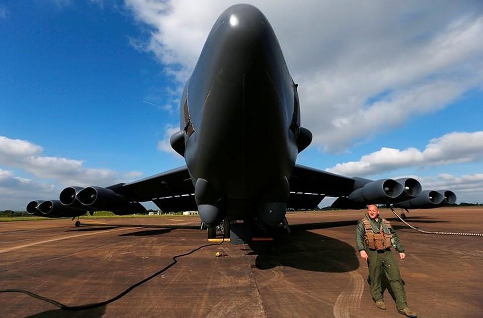 США истратят неменее $200 млн на модификацию авиабаз вевропейских странах