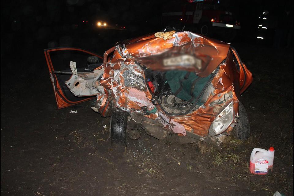 ВНикифоровском районе в итоге трагедии пострадали 4 человека
