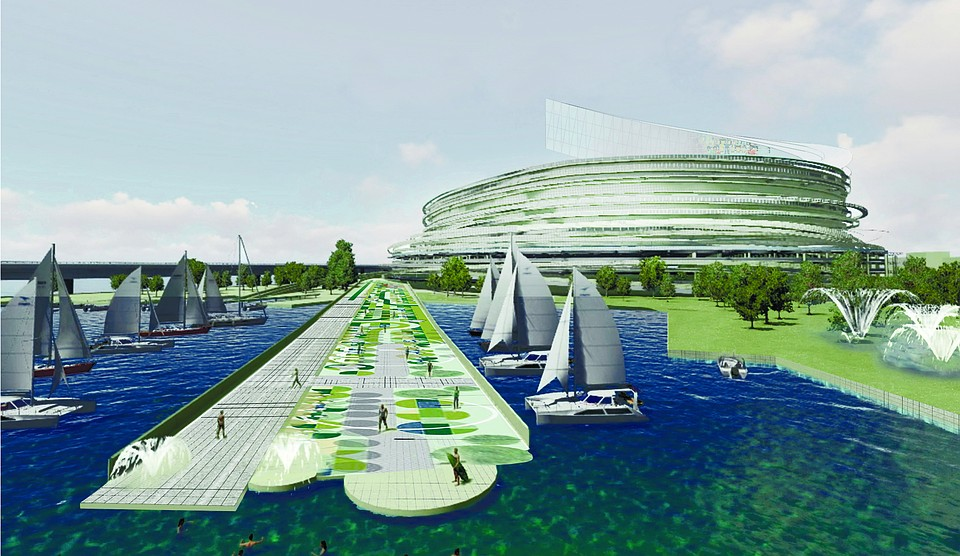 Проект арены дляФК «Урал» одержал победу конкурс «Стадионы будущего»