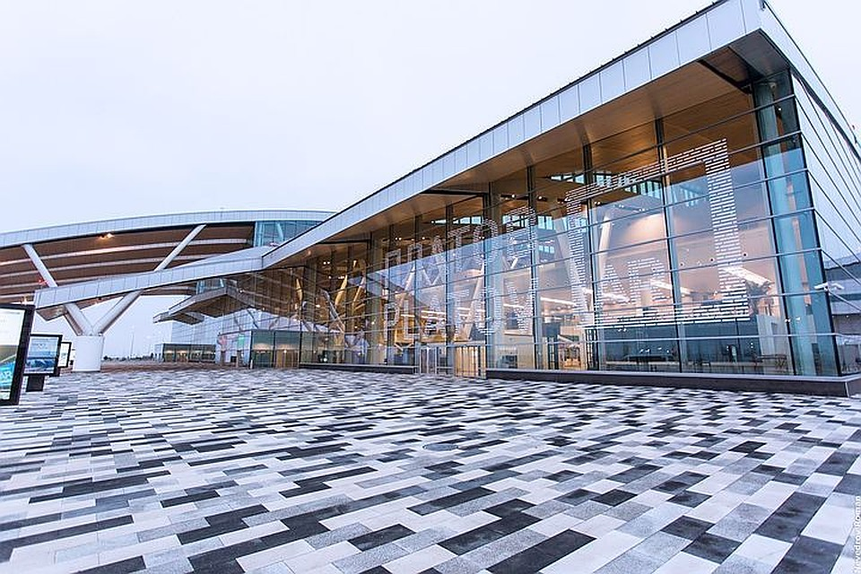 Аэропорт «Платов» попал вшорт-лист престижной архитектурной премии