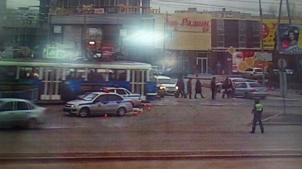Сбивший 2-х пешеходов шофёр пытался соврать обугоне