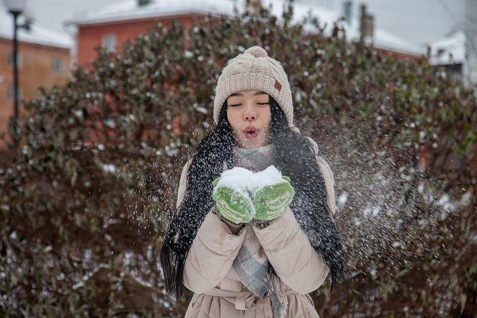 Снегопад илегкий мороз: рассказываем опогоде вПрикамье навыходные