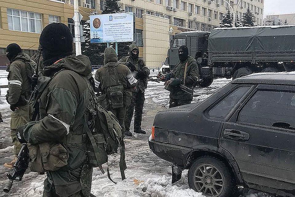 ВЛНР поведали  отрофейном оружии итехнике силовиков