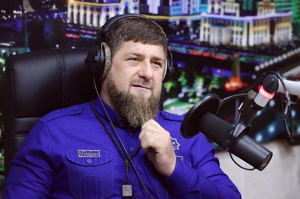 Кадыров прокомментировал недоступность собственной страницы в Инстаграм