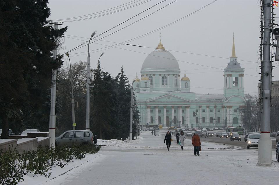 МЧС объявило вБрянской области предупреждение из-за снегопада