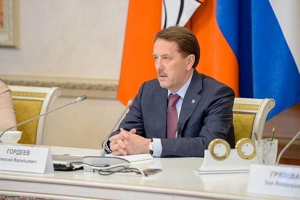 Врио губернатора Воронежской области представлен избранникам облдумы